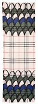 Burberry Women's Scallop Graphic Scarf