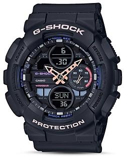 G-Shock S Series Analog-Digital Watch, 45.9mm