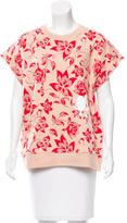 Stella McCartney for Adidas Floral Oversize Sweatshirt w/ Tags