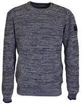 G Star Men's Avihu Long Sleeve Knit Shirt