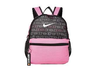 Nike Brasilia Just Do It Mini Printed Backpack (Little Kids/Big Kids)