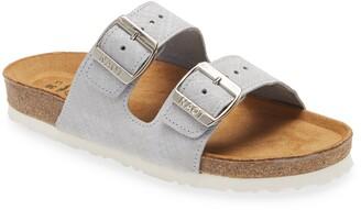 Naot Footwear Santa Barbara Water Repellent Slide Sandal