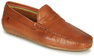 Casual Attitude IMOPO men's Loafers / Casual Shoes in Brown