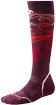Smartwool PhD V2 Snowboard Light Socks - Merino Wool, Over the Calf (For Women)