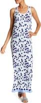 Tommy Bahama Border Tiles Maxi Print Dress