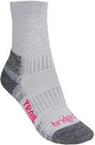 Bridgedale Woolfusion Trail Socks - Merino Wool, Crew (For Women)