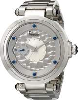 Freelook Women's HA1999M-1 10th Anniversary All stainless steel case/Bracelet Watch