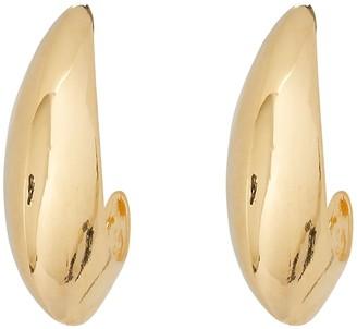 Mounser Crescent Hoop Earrings