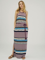 White Stuff Stripe summer fun maxi dress