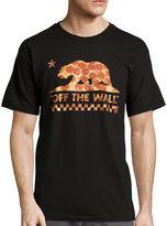 Vans Short-Sleeve Pizza Checks T-Shirt