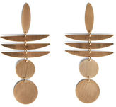 BCBGMAXAZRIA Folkloric Disc Earrings