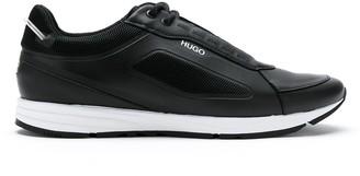 HUGO BOSS Heel Ring Low-Top Sneakers
