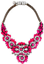 Shourouk Apolonia Fox Necklace