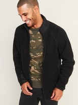 Old Navy Go-Warm Sherpa/Tricot Zip Jacket for Men