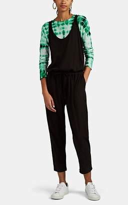 ATM Anthony Thomas Melillo Women's Cotton Jersey Jumpsuit - Black