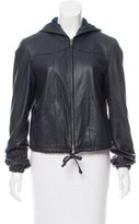 See by Chloe Relaxed Leather Jacket