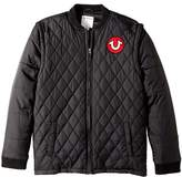 True Religion Quilted Jacket Boy's Coat