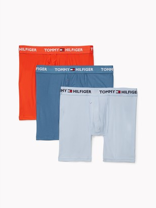 Tommy Hilfiger Everyday Microfiber Boxer Brief 3PK