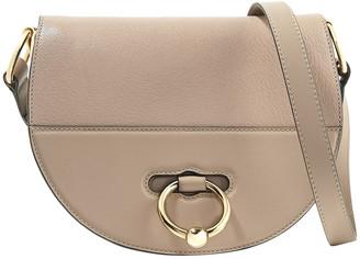 J.W.Anderson Latch Leather Shoulder Bag