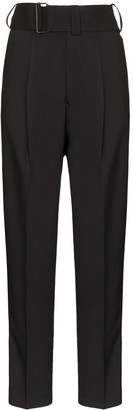 Hyke Tropical Motorcycle slim-leg trousers