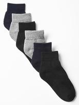 Gap Quarter socks (6-pack)