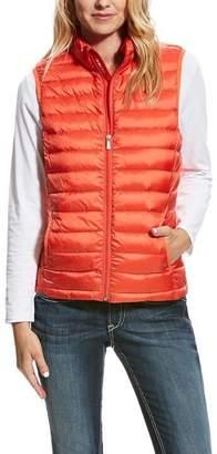 Ariat Ladies Ideal Down Vest