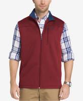 Izod Men's Spectator Sportflex Fleece Zip Vest