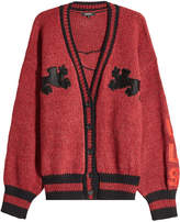 Yeezy Varsity Cardigan with Wool