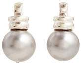 Mother of Pearl Sterling Silver Mother-of-Pearl Earrings