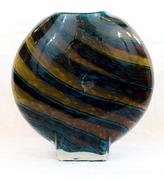 Global Views Small Swirl Vase