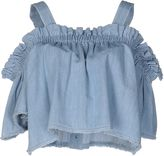 Sjyp Denim shirts