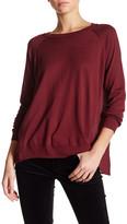 Joe Fresh Knit & Woven Pullover
