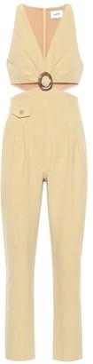 Nanushka Amor cotton jumpsuit