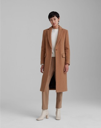 Club Monaco Slim Tailored Coat
