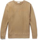 Nonnative - Dweller Fleece-back Cotton-jersey Sweatshirt