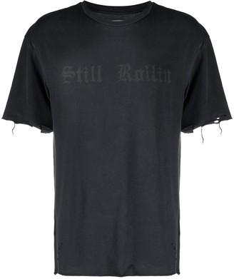Alchemist Still Rollin T-shirt