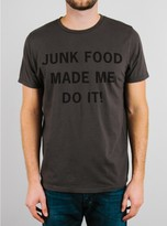 Junk Food Clothing Made Me Do It! Tee-bkwa-l