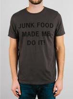 Junk Food Clothing Made Me Do It! Tee-bkwa-xxl