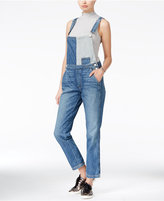 GUESS Originals Reworked Two-Tone Dungarees