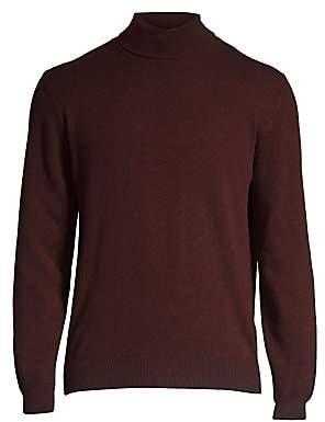 Corneliani Men's Cashmere Turtleneck Sweater