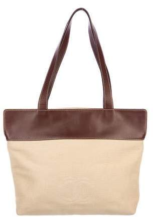 39f9fca9b17e Chanel Brown Tote Bags - ShopStyle