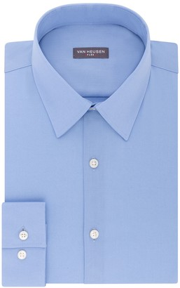 Van Heusen Men's Flex Collar Extra-Slim Dress Shirt