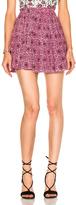 Apiece Apart Palomitas Accordion Mini Skirt