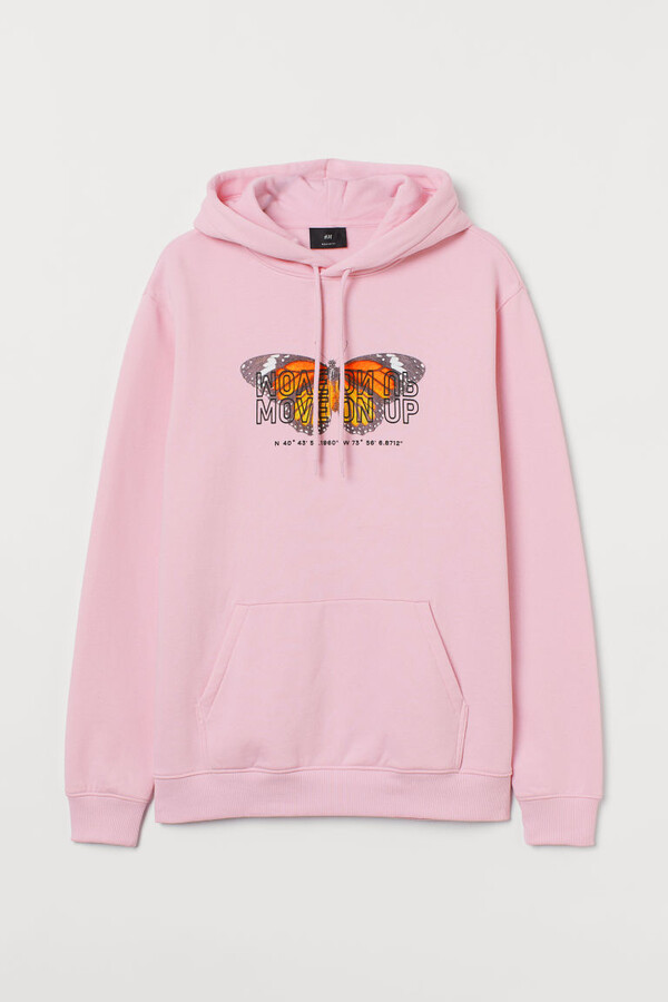Thumbnail for your product : H&M Hoodie - Pink