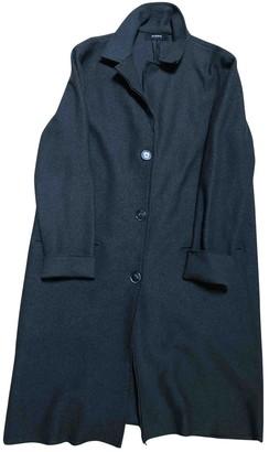 Alpha Industries Green Wool Coats