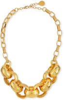 Devon Leigh Thick Link Chain Necklace
