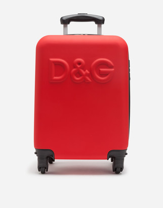 Dolce & Gabbana Travel Trolley With Logo