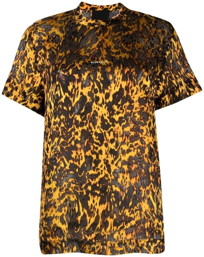 Thumbnail for your product : Givenchy Fantasy Crewneck T-shirt