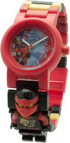 Lego Ninjago Sky Pirates Kai Kids' Minifigure Link Watch