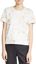 Maje Terence Embroidered Tee